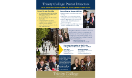 Trinity College Parents Fund