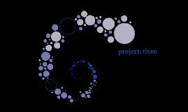 project: titan