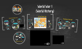 WWI: Causes, Battles, and The End
