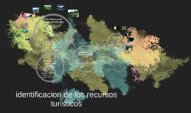 Copy of identificacion de los recursos turisticos