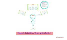 Etapa 3: Estaditica Descriptiva Parte 1