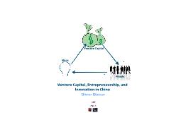 VC, Innovation, Entrepreneurship in China 2014