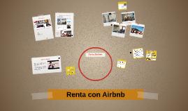 Renta en Airbnb