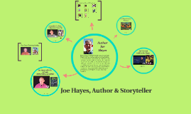 Author Joe Hayes