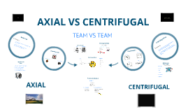 Axial vs. Centrifugal