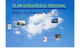 PLAN ESTRATEGICO FRANCHEZCA MANRIQUE