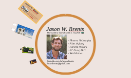 Jason W. Brents