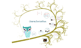 Introduction to Characterization (S.T.E.A.L)