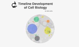 Timeline Development of Cell Biology