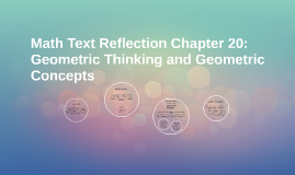 Chapter 20: Geometric Thinking and Geometric Concepts