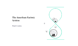 The American Factory System