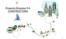 Proyecto Empresa S.A.