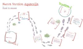 Presentación Sistema de Información Aquarella 2.0