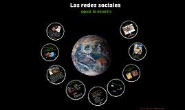 6. Las redes sociales, espacio de encuentro