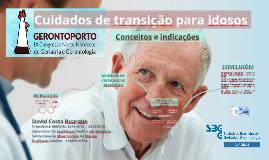 Cuidados de transição para idosos