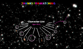 Character List Hunger Games