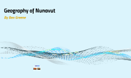Geography of Nunaut