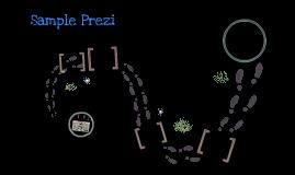 Sample Prezi