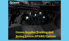Cessna Supplier Tracking And