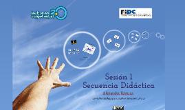 ALeX Sesión Secuencia Didáctica ALeX