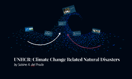 UNHCR: Climate Change Related Natural Disasters