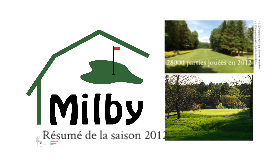 Golf Milby