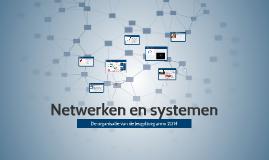 Netwerken en systemen
