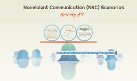 Nonviolent Communication Practice - Summer