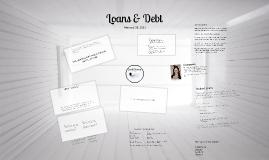 Loans & Debt
