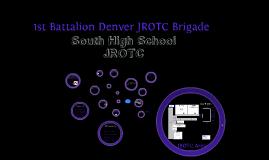 1st Battalion Denver JROTC Brigade