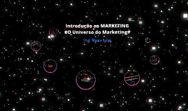 O Universo do Marketing