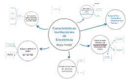 Instituciones de Excelencia