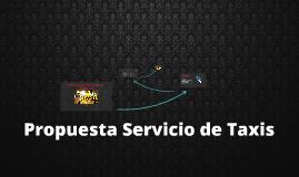 Servicio de Taxis