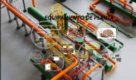 Copy of Copy of EQUIPAMIENTO DE PLANTA