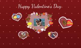 Feliz día de San Valentin Amor!