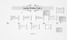 Gatsby Written Task 2