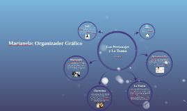 Marianela: Organizador Gráfico