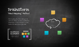 Copy of Prezi Brainstorming Template
