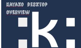 Kayako  desktop