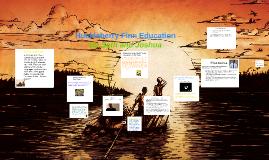 Huckleberry Finn Education