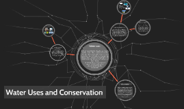 Water Uses and Conservation