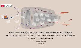PROYECTO ARQUITECTURA DE INTELIGENCIA DE NEGOCIOS
