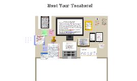 Copy of Meet the Teacher 2015-2016