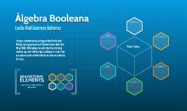 Álgebra Booleana