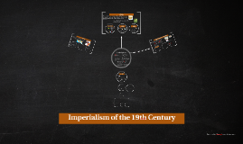 Imperialism of the 19th Century