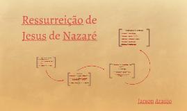 Ressurreição de Jesus de Nazaré