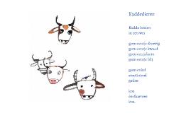 Kuddedieren - Erik van Os
