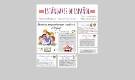 Estándares de Español