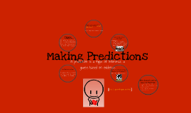Making Predictions