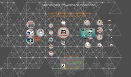 Copy of Gestión para Proyectos de Innovación